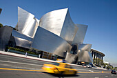 Frank Gehrys Walt Disney Concert Hall, Downtown Los Angeles, California, USA, United States of America