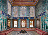 Harem of Topkapi Palace, Istanbul, Turkey