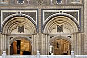 Al-Azhar Mosque, El Hussein Square. Cairo city. Egypt.