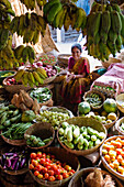 Vegetable Market in Diglipur, North-Andaman, Andaman Islands, India
