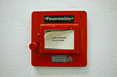 German fire alarm out of order