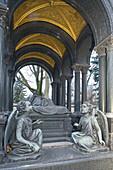 Dorotheenstadt Cemetery, Mitte, Berlin, Germany