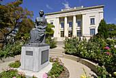 Pioneer Memorial Museum in the Utah capital city of Salt Lake City, Utah, USA