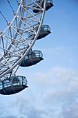 London Eye. London, England. UK.