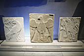 Byzantine antiques in city museum, Thessaloniki (Salonica), Greece