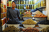 Marrakech souks, famous for its variety. Morocco.