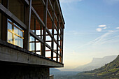 Design hotel Pergola Residence in the sunlight, Merano, Val Venosta, South Tyrol, Italy, Europe