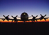 Ali Airbase Iraq (3 January, 2007) - Combat Aircrew (CAC) 12 of the 'Pelicans' of Patrol Squadron (VP) 45 preflight for a combat reconnaissance mission in direct support of Operation Iraqi Freedom (OIF). U.S. Navy photo by LT William L. Webb.