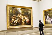 Metropolitan Museum of Art - New York City - Artist: Franz Xavier Winterhalter German Academic Painter, 1805-ca 1873  Painting: Countess Alexander Nikolaevitch Lamsdorff née Maria Ivanovna Beck, 1835-1866, 1859  USA