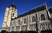 Eglise Saint Jacques, Le Treport, Normandy, France