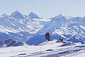 Quille du Diable, Glacier 3000, Col de Pillon, Canton of Vaud, Switzerland