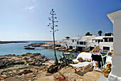 Biniancolla on the southeastern tip of Minorca, Balearic Islands, Spain
