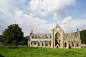 Tintern Abbey, Cistercian Abbey, the first in Wales, founded 1131, by walter Fitz-Richard, Monmouthshire, Wales, UK