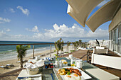 Mandarin Oriental Riviera Maya Hotel. Playa Del Carmen. Yucatan Peninsula. Mexico