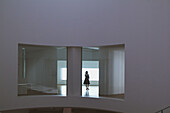 Bonn Art Museum (architect: Axel Schultes). The Museum Mile, Bonn, North Rhine-Westfalia, Germany