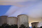 RWE coal-fired power station, Bergheim-Niederaußem, district Rhein-Erft-Kreis, North Rhine-Westfalia, Germany