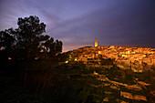 Bocairent. Valencia province, Comunidad Valenciana, Spain