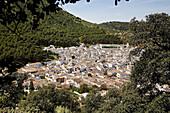 El Gastor. Pueblos Blancos (white towns), Cadiz province, Andalucia, Spain