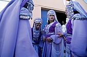 Fiesta de Moros y Cristianos. Monforte del Cid. Alicante.  Comunidad Valenciana. Spain