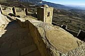 Torre Albarrama (XI); Castillo de Loarre; Loarre; Huesca; Aragón; España