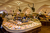 Dahlmeier Delicatessen shop, Caviar, Munich , Germany