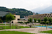 Merano Thermal baths, Merano, South Tyrol, Italy