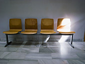 Area, Areas, Chair, Chairs, Color, Colour, Concept, Concepts, Corridor, Corridors, Empty, Four, Furniture, Horizontal, Indoor, Indoors, Inside, Interior, Nobody, Seat, Seats, Waiting, D56-755819, agefotostock