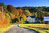 Autumn, Vermont, USA