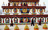 Asian, Buddha, Buddhism, Buddhist, Buddhists, Building, Buildings, China, Chinese, Color, Colour, Country, Countryside, Cultural, Culture, Damcan, Festival, Festivals, Figure, Lamaseries, Lamasery, Life, Lower, Mingala-zedi, Monastary, Monasteries, Monast