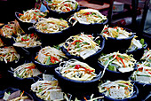 Asian, Asians, Casserole, China, Chinese, Chinese food, Color, Colour, Cuisine, Cuisines, Culinary, Food, Gastronomy, Qinghai, Retail, Retailing, Shop, Shops, Snack, Snacks, Stall, Stalls, Store, Stores, Tradition, Xining, U12-810370, agefotostock