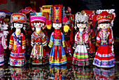 Asian, Asians, China, Chinese, Clothes, Clothing, Color, Colour, Costume, Costumes, Cultural, Culture, Doll, Dolls, Ethnic, Festival, Festivals, Gift, Gifts, Handicraft, Handicrafts, Lijiang, Minorities, Minority, Souvenir, Souvenirs, Toy, Toys, Tradition