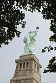New York City, the Liberty Statue