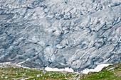 Aletsch Glacier, Bernese Alps, canton of Valais, Switzerland