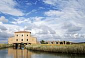 Casa Rossa-Ximenes, Castiglione della Pescaia. Maremma, Tuscany, Italy