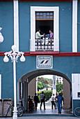 Tlacotalpan. Veracruz, Mexico