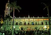Palacio Municipal. Veracruz. Mexico.