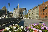 Long Wharf, Boston, Massachusetts, USA