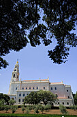 Main Basilica, Fatima, Estremadura, Portugal