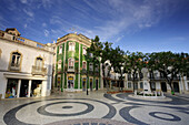 Praça Louis de Camoes, Lagos, Algarve, Portugal
