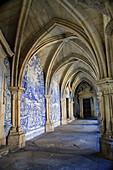 Sé Cathedral cloisters, Porto Old Town UNESCO World Heritage, Portugal