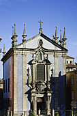 Ingreja de S  Nicolau, Porto Old Town UNESCO World Heritage, Portugal