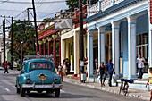 Street scene, Pinar del Rio, Pinar del Rio, Cuba, West Indies
