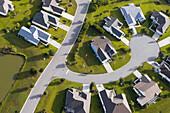 aerials of Sun City development @ Hilton Head Island