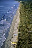 Aerials, Beach, Color, Colour, Ocean, Shorebreak, A06-826106, agefotostock