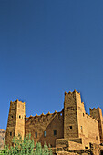 Marocco, Dades Valley, kasbah ruins