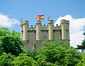 The Alcazar, Segovia, Castilla y Leon, Spain
