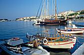The Harbour, Pithagorio, Samos Island, Greek Islands