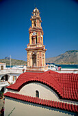 Monastery of Taxiarchis Michael Panormitis, Panormitis, Symi Island, Greek Islands