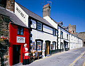Smallest House in Great Britain, General, Conwy, UK, Wales