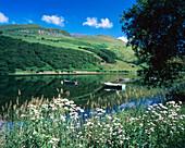 Tal Y Llyn (lake), Dolgellau, Gwynedd, UK, Wales